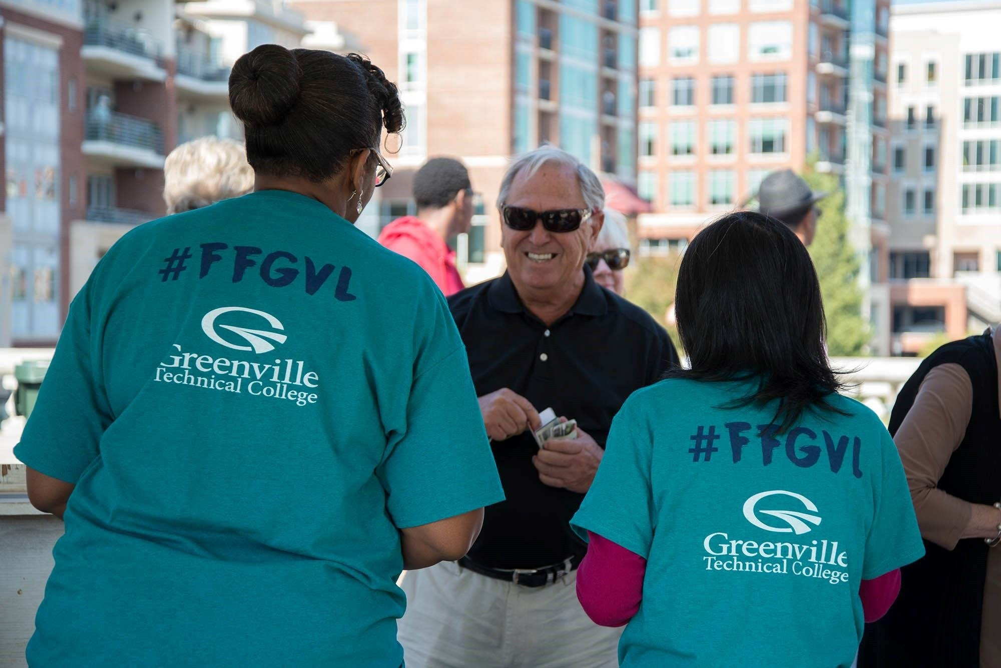 Volunteers needed for Fall for Greenville (Courtesy: City of Greevnille)