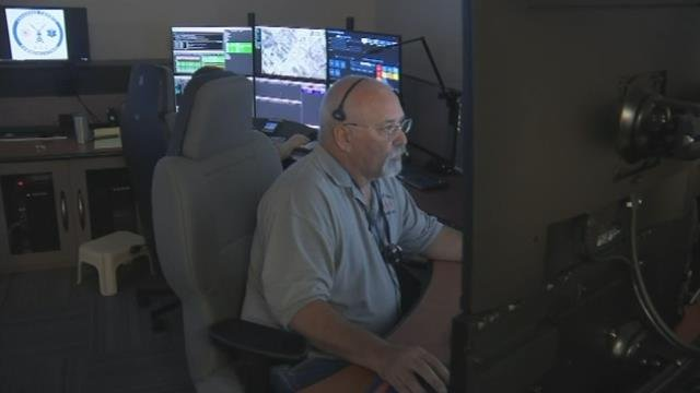 Deputies, police, fire, EMS linked to new Cherokee County 911 system. (FOX Carolina/ Oct. 10, 2017)
