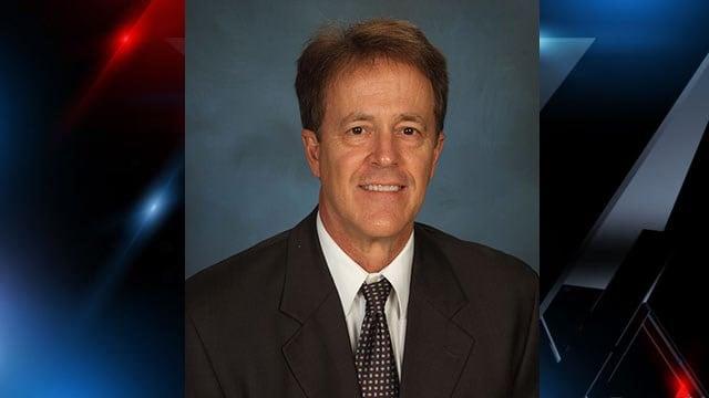 Dr. Scott Mercer. (Source: Spartanburg School District)