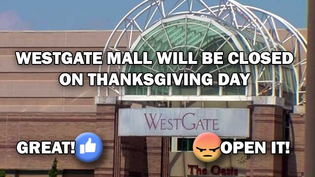 WestGate Mall (File)