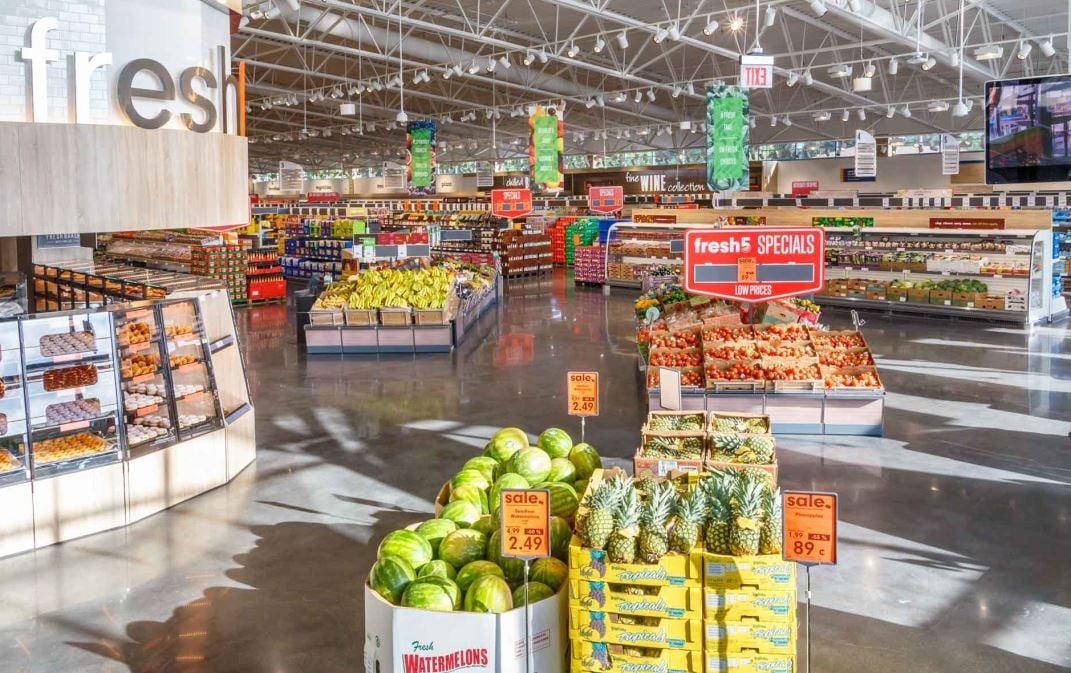 Inside Lidl store (Source: Lidl)