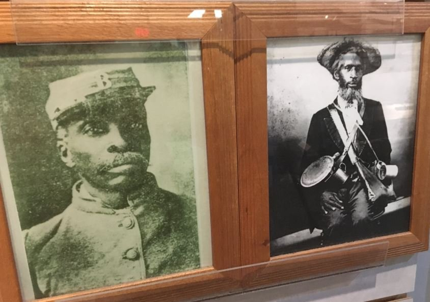 African Americans who served in the Civil War (FOX Carolina/ October 11, 2017)