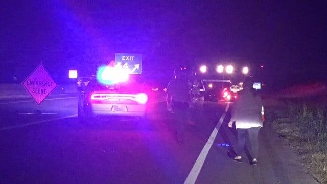 Fatal vehicle vs. pedestrian crash in Greenville (FOX Carolina/ 10/11/17)