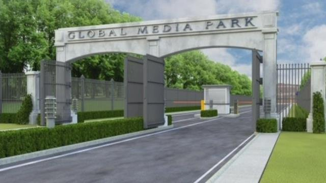 Global Media Park will be on a 73-acre site (FOX Carolina)