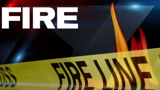 Fire crews on scene of structure fire in Union Co