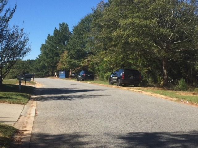 Search on Woodland Drive (Oct. 17, 2017/FOX Carolina)