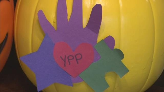 Upstate mom starts 'Yellow Pumpkin Parade'