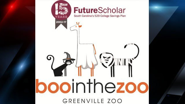 Boo in the Zoo (Source: city of Greenville)