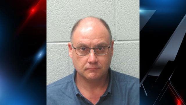 Paul Robert Lacroix. (Source: Henderson County Detention Center).