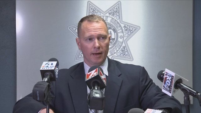 Sheriff Will Lewis addresses lawsuit