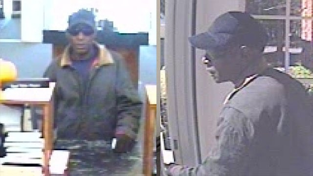Suspect in Arthur State Bank robbery (Source: SCSO)