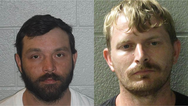 McMahan (left) and Middleton (right) (Source: HCSO)