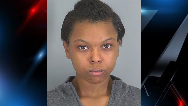 Tyiesha Mullins (Source: Spartanburg Co. Detention)