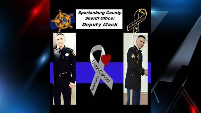 Deputy Mack (Source: Spartanburg County Sheriff's Office)