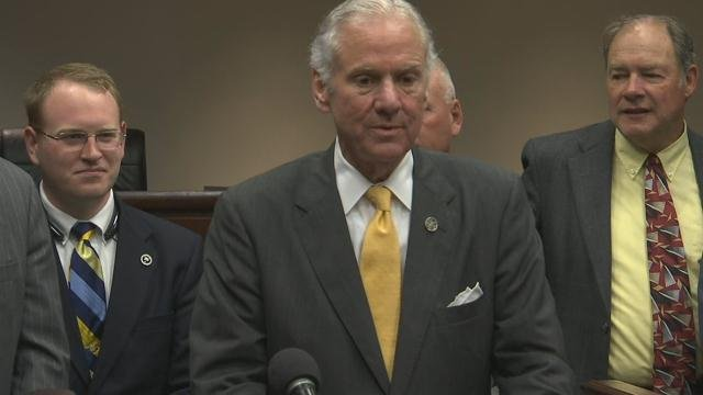 Gov. McMaster, lawmakers propose plans to prevent sanctuary cities in SC