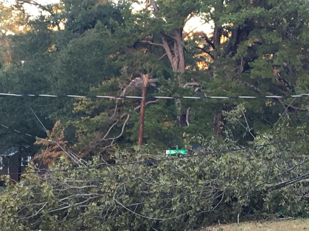 national weather service confirms ef 2 tornado swept through spa