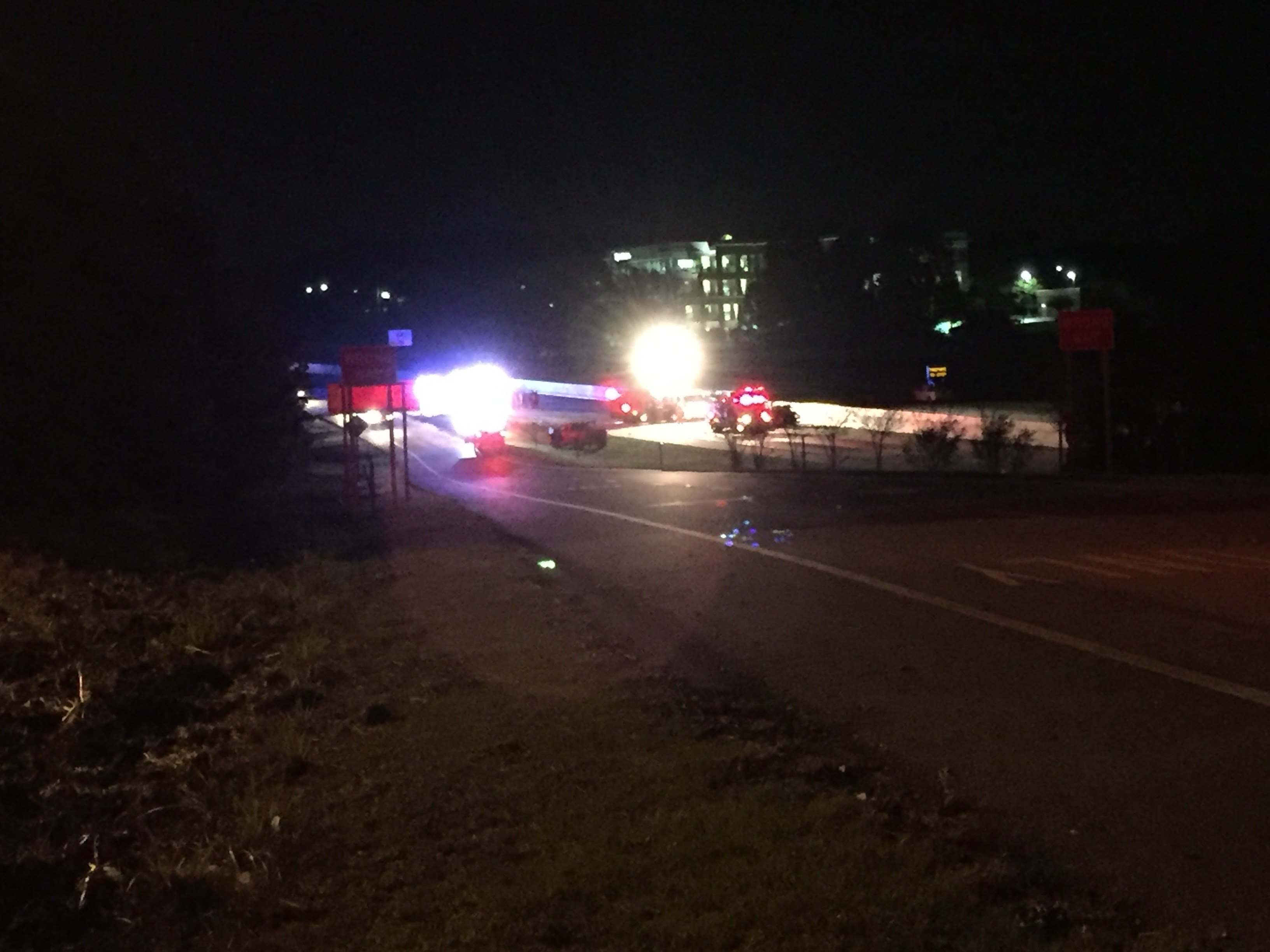 Wreck involving state trooper under investigation (Oct. 24, 2017/FOX Carolina)