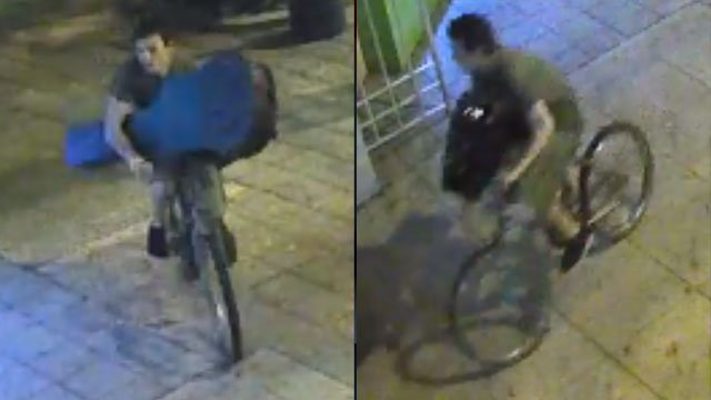 Police are asking for the public's help in identifying this man. (Source: Greenville PD).