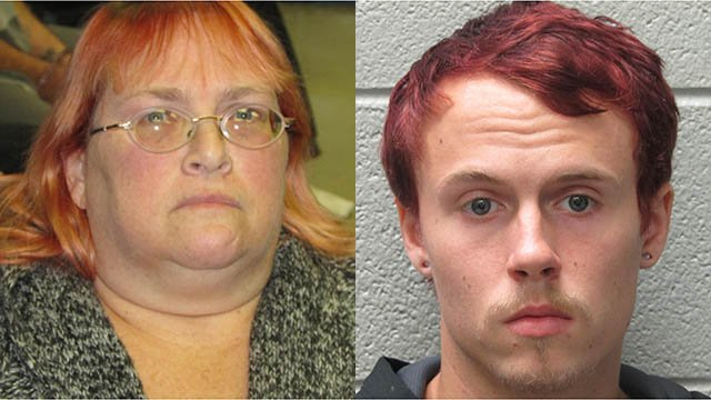 Susan McCormick (left) and Zachary Hensley (right) (Source: HCSO)