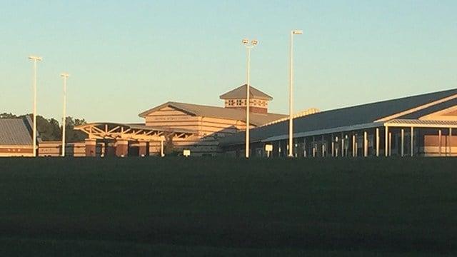 Brewer Middle School. (10/31/17 FOX Carolina)