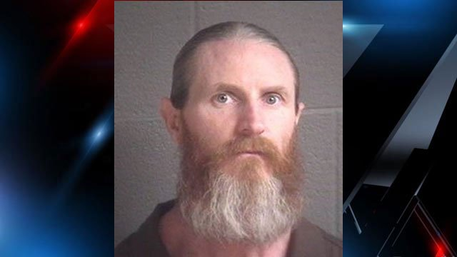 Michael Calloway (Source: Buncombe County Sheriff's Office).