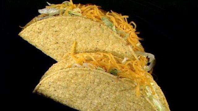 Tacos. (AP Images/generic)