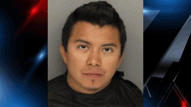 Jesus Lozano-Pescador (Source: Greenville Co. Detention)