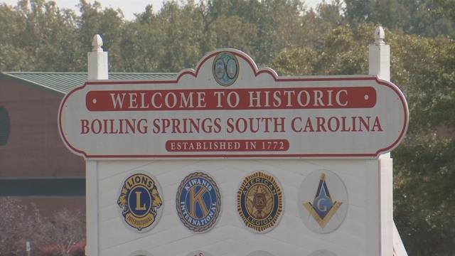 Town of Boiling Springs. (FOX Carolina/ Nov. 6, 2017)