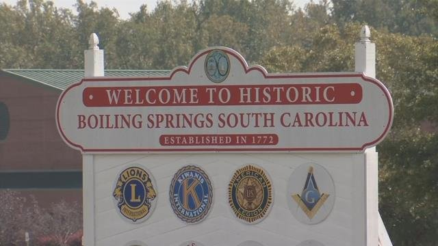 Town of Boiling Springs. (FOX Carolina/ Nov. 6, 2017)