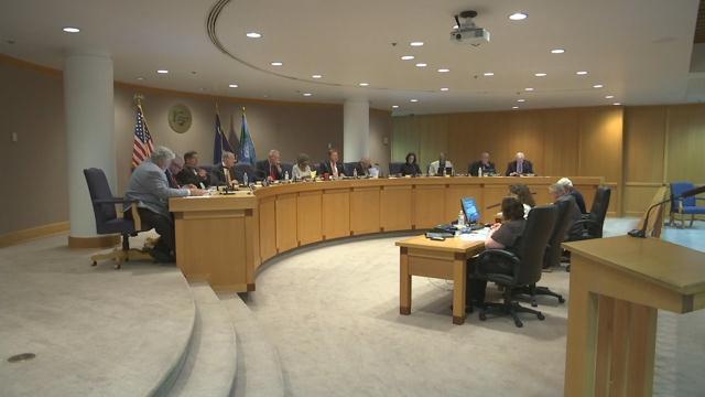 Greenville County Council Meeting (Nov. 7, 2017/FOX Carolina)