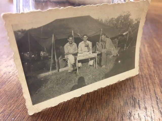 WWII veteran (Nov. 9, 2017/FOX Carolina)