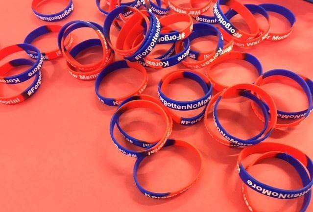 Bracelets being sold by Greenville Co. students (FOX Carolina)