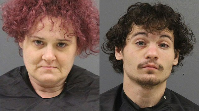 Dawn Wilkins and Charles Bridges have been charged with murder (Source: CCSO)