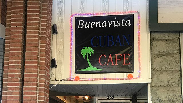 Buenavista Cafe (Nov. 10, 2017/FOX Carolina)