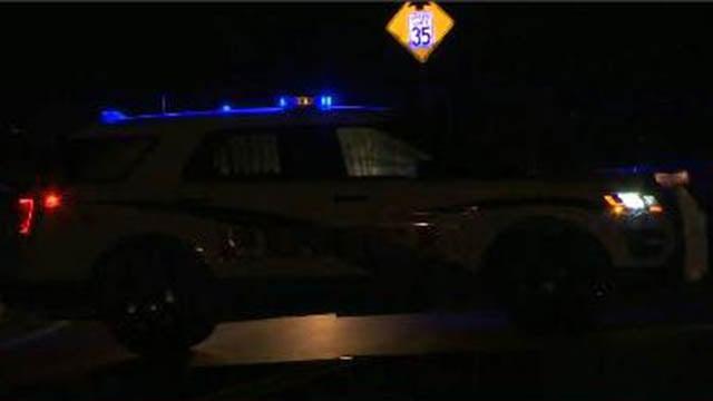 Gaffney police blocking off roads near Union Highway off of State Road and Stephenson Street in Gaffney. (FOX Carolina/ 11/10/17)