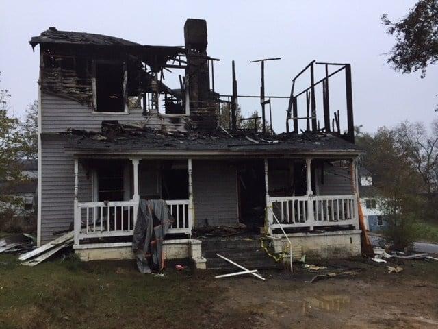 Fire destroys Union Co. home (FOX Carolina: 11/13/17).