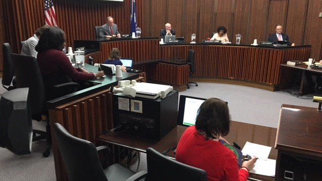 Greenville City Council. (11/13/17 FOX Carolina)