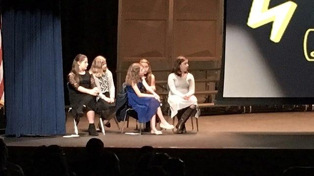 Amazing Shake finalists. (11/13/17 FOX Carolina)