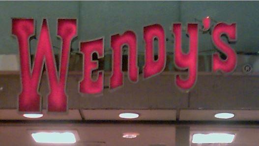 Wendy's logo (Wikimedia Commons)