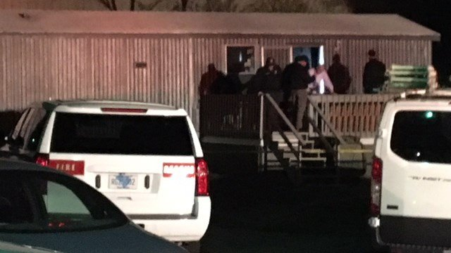 Death investigation underway on Celestial Court. (11/14/17 FOX Carolina)