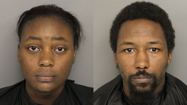 Winter Mance (L) and Adrian Kerns (Source: Greenville Co. Sheriff's Office)