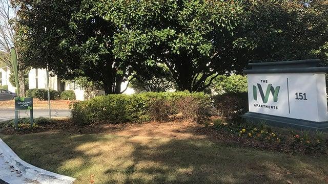 Ivey Apartments (Nov. 15, 2017/FOX Carolina)