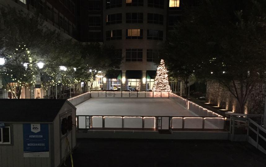 Ice On Main Ready To Open For 2017 Season (FOX Carolina/ 11/17