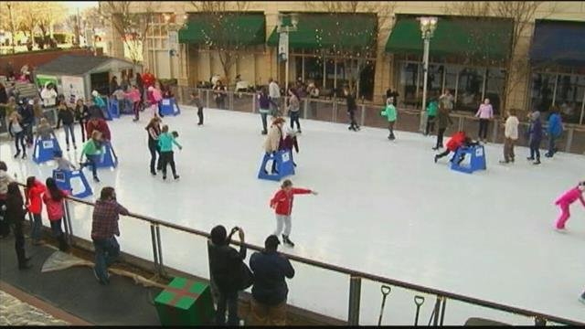 Ice on Main returns to downtown Greenville