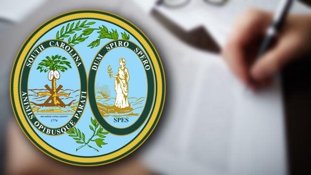 Great Seal of South Carolina (Source: Wikimedia)