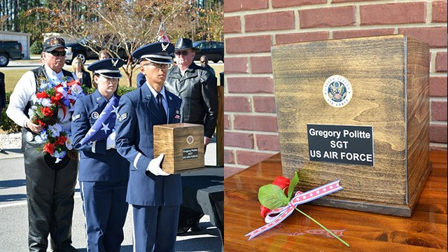 Sgt. Gregory Politte was laid to rest on Friday. (Source: SCDJJ).