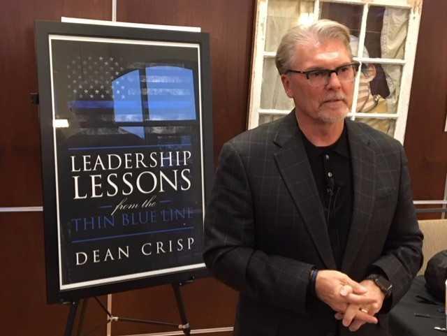 Dean Crisp (Nov. 20, 2017/FOX Carolina)