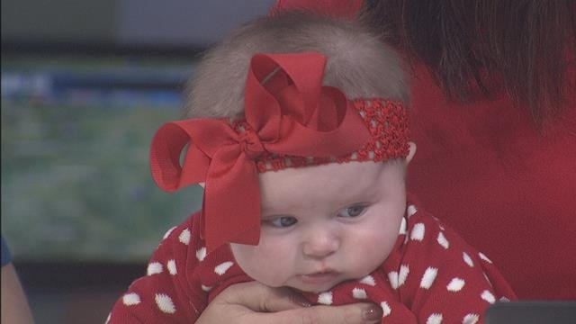 Baby Neyland makes her FOX Carolina debut