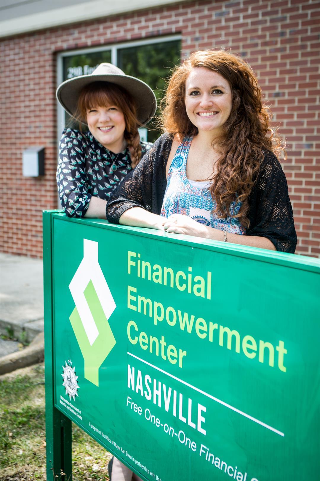 Nashville Financial Empowerment Center (Source: CFE Fund)