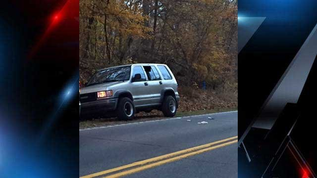 The chase ended in Union County. (Source: FOX Carolina).